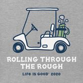 Alternate View 1 of Rolling Through The Rough Crusher Tee
