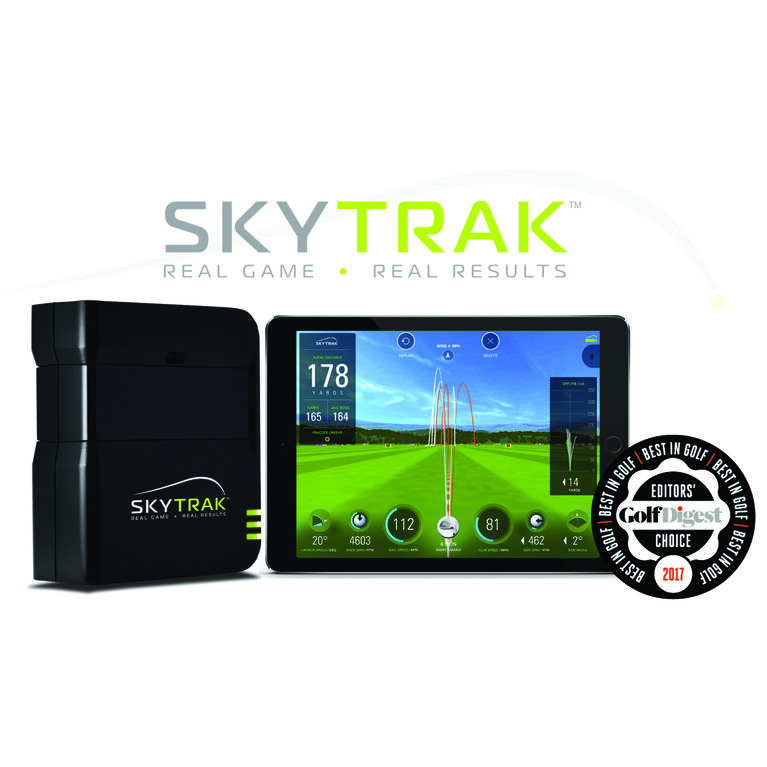 SkyTrak Launch Monitor & Golf Simulator
