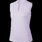 Alternate View 5 of Dri-FIT Victory Women's Sleeveless Animal Print Golf Polo