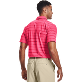 Alternate View 1 of Men's UA Iso-Chill Floral Stripe Polo