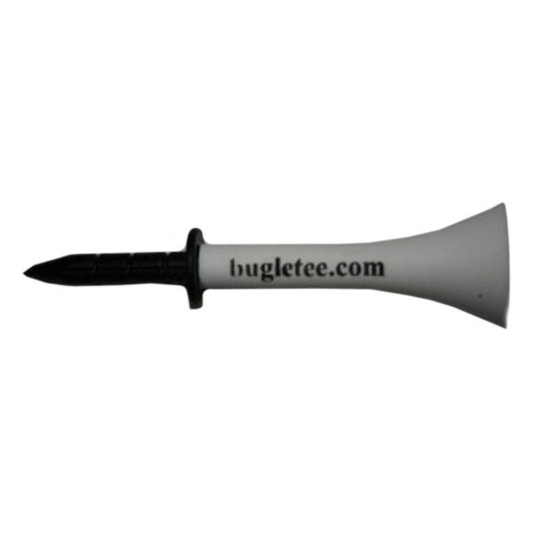 Bugle Tee 2 3/4 Inch - White