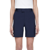 Navy Group: Gilda Long Shorts
