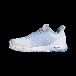 adizero Defiant Bounce 2 Women's Tennis Shoe - Light Blue