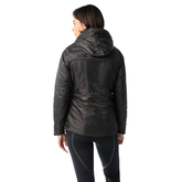 Alternate View 1 of Verve Long Sleeve Karma Quilted Down Jacket