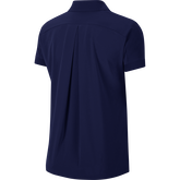 Alternate View 1 of Short Sleeve Pleat Back Ace Polo