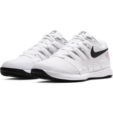 Alternate View 6 of Air Zoom Vapor X Women's Tennis Shoe - White/Pink