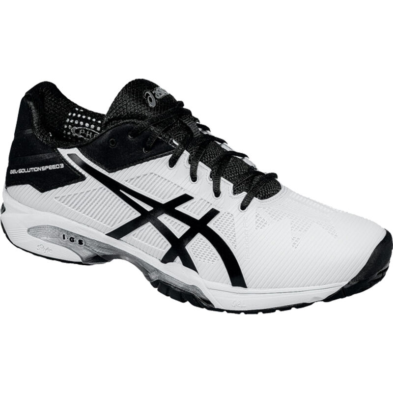 asics gel-solution speed 3 clay tennis shoes reviews