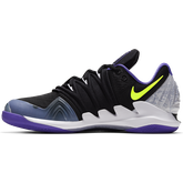 Alternate View 3 of Air Zoom Vapor X Kyrie 5 Men's Hard Court Tennis Shoe - Black/Purple