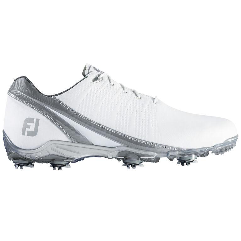 FootJoy D.N.A. Men's Golf Shoe - White/Grey