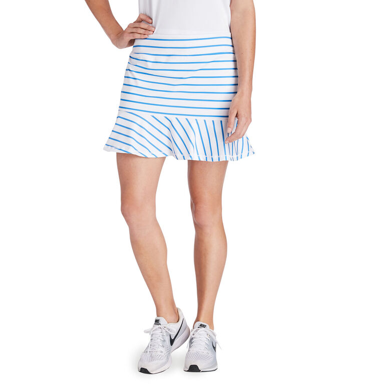 "15"" Break Stripe Skort"