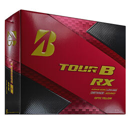 Bridgestone Tour B RX Yellow Golf Balls - Personalized