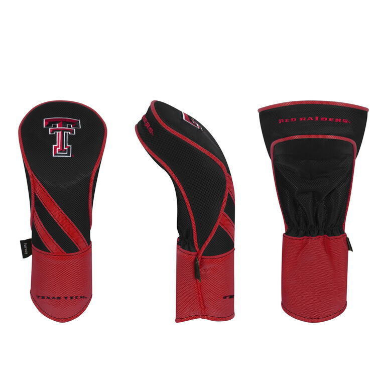 Team Effort Texas Tech Red Raiders Fairway Headcover