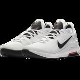 Air Max Wildcard Men's Tennis Shoe - White/Black/Red