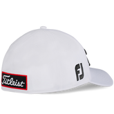 Alternate View 3 of Tour Elite White Collection Hat