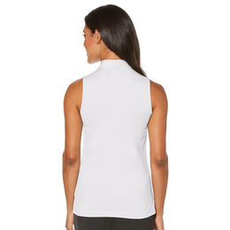 PGA TOUR Women's Sleeveless Airflux Breathable Polo