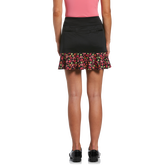 Alternate View 2 of Ditsy Floral Collection: Funfetti Floral Print Flounce Golf Skort