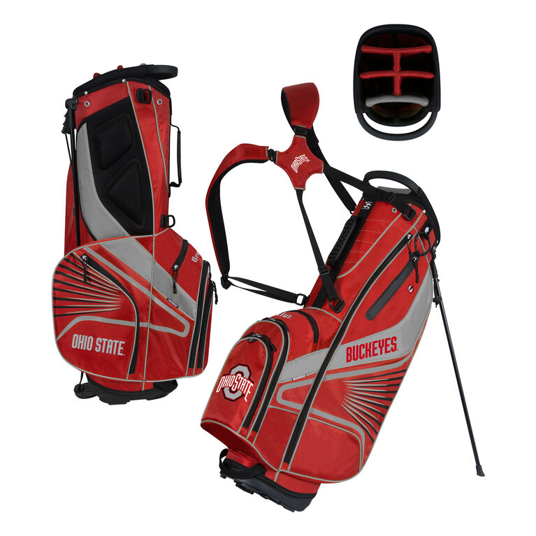 Team Effort Ohio State GridIron III Stand Bag