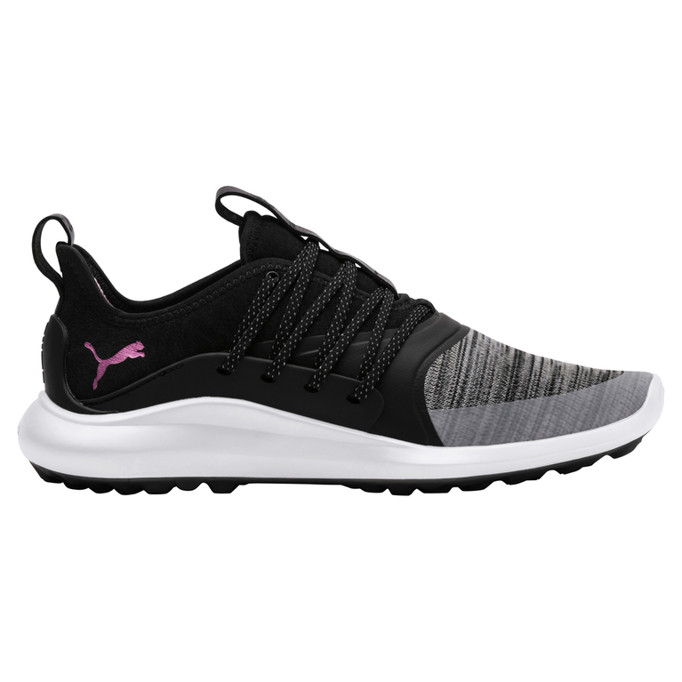 IGNITE NXT SOLELACE Women's Golf Shoe - Black/Pink