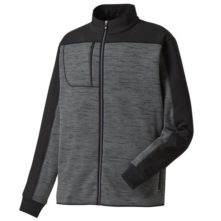 FootJoy Fleece Knit Jacket