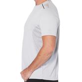 Alternate View 1 of Skeletal Print Short Sleeve Heathered Tee Shirt