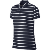 Dri-FIT Short Sleeve Victory Stripe Polo