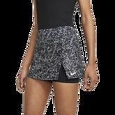 Alternate View 2 of Victory Women's Printed Tennis Skirt