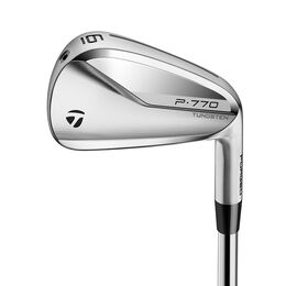 P•770 Iron Set w/ Steel Shafts