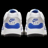 Alternate View 7 of Air Max 1 G Men's Golf Shoe - White/Blue