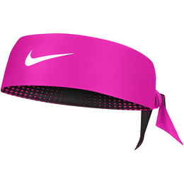 DRI-FIT Printed Head Tie 2.0 Black/Pink