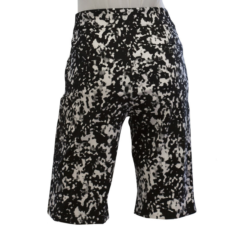 EP Pro Abstract Skin Print Compression Short