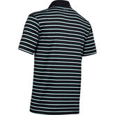 Alternate View 5 of Performance Textured Stripe Men's Golf Polo Shirt