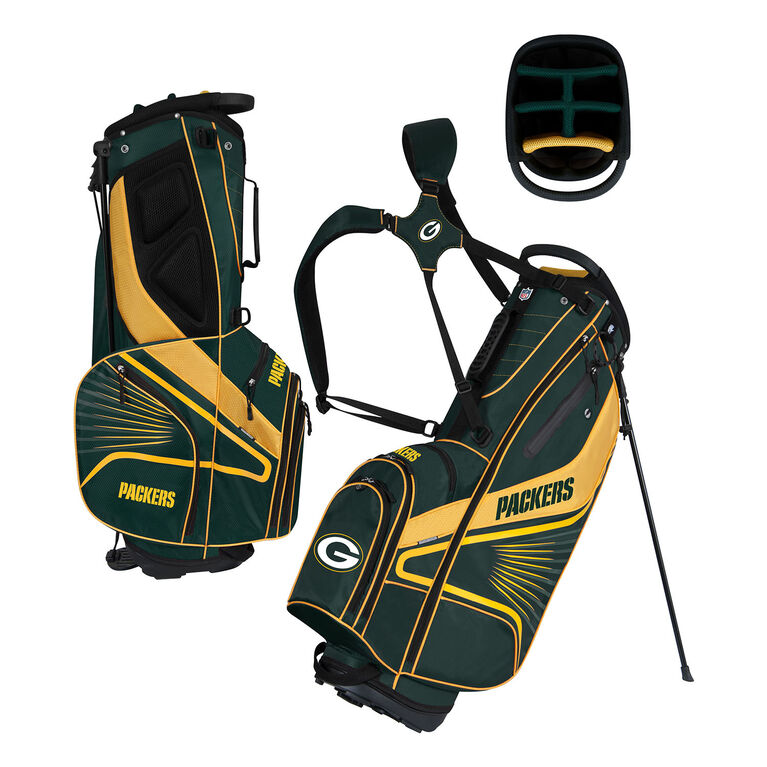 NFL Green Bay Packers GridIron III Stand Bag