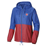 Chicago Cubs Women's Windbreaker
