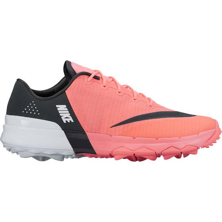 Nike FI Flex Women's Golf Shoe - Orange/White