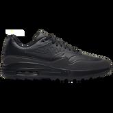 Air Max 1 G Men's Golf Shoe - Black/Black