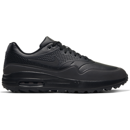 Air Max 1 G Men's Golf Shoe - Black/Black
