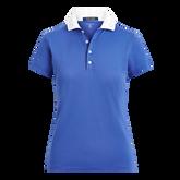 Alternate View 3 of Eyelet Collar Short Sleeve Golf Shirt