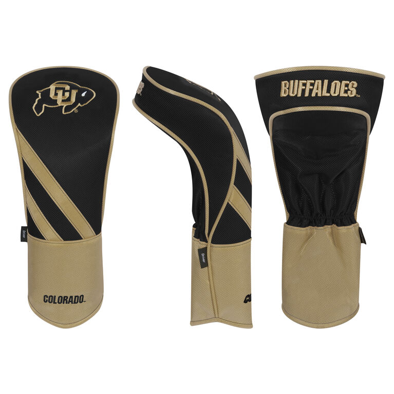 Team Effort Colorado Buffaloes Driver Headcover