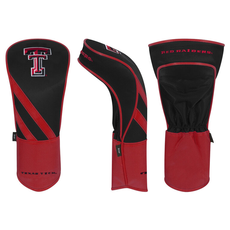 Team Effort Texas Tech Red Raiders Driver Headcover