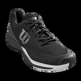 Alternate View 1 of Rush Pro 3.0 Men's Tennis Shoe - Black/White