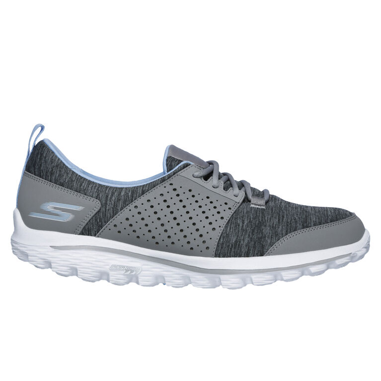 Skechers GOwalk 2 Sugar Women's Golf Shoe - Grey/Blue