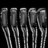 Cobra King Forged Tec 5-PW, GW Black Irons w/ Steel Shafts