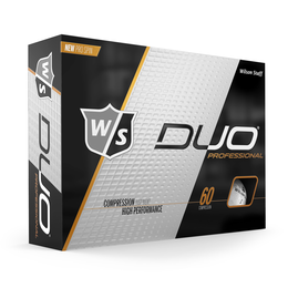 DUO Professional Golf Balls - Personalized