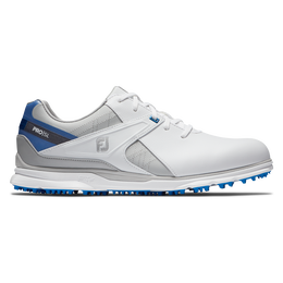 PRO|SL Men's Golf Shoe - White/Blue