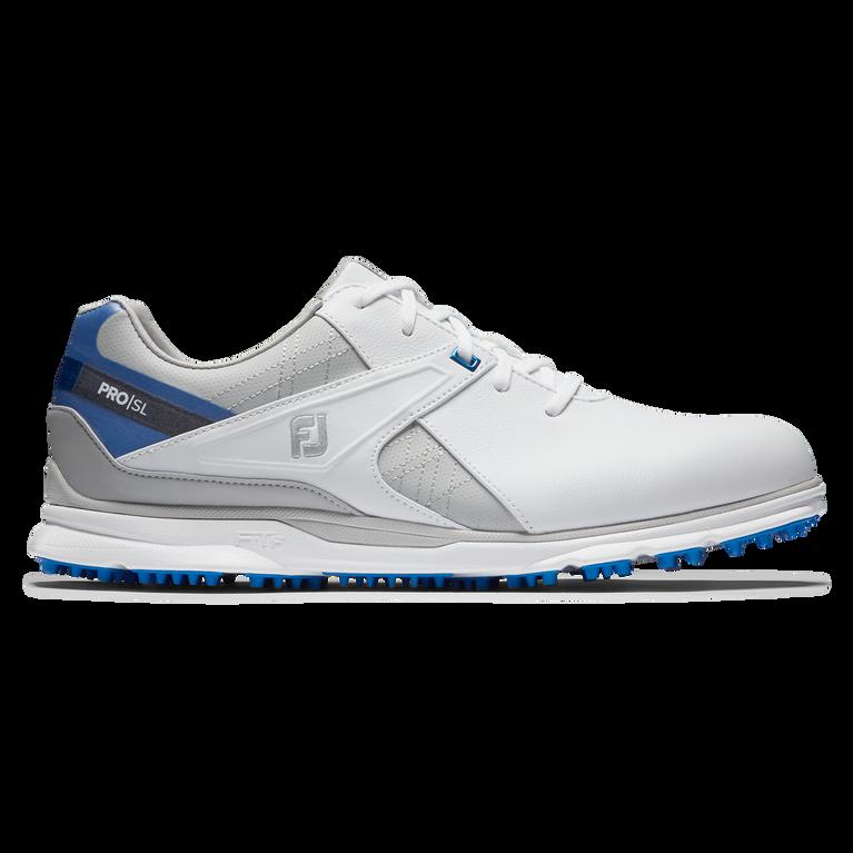 PRO|SL Men's Golf Shoe - White/Blue