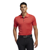 Two-Color Club Stripe Polo Shirt