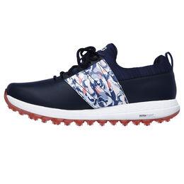 GO GOLF Max Lag Women's Golf Shoe - Navy/White