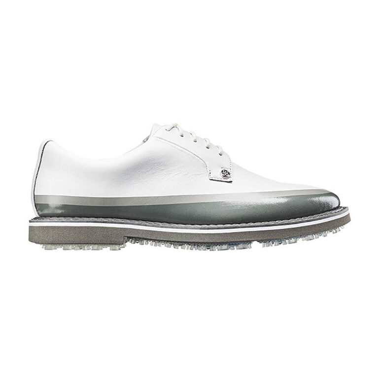 Tuxedo Gallivanter Men's Golf Shoe - White/Grey