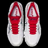 Alternate View 2 of Court Speed FF Men's Tennis Shoe - White/Blue