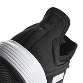 Alternate View 8 of adidas GameCourt Men's Tennis Shoe - Black/White